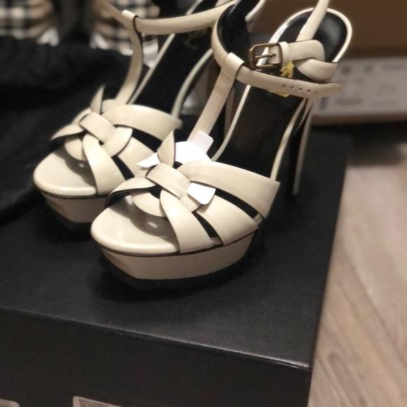 Saint Laurent Shoes | Ysl Tribute Brand